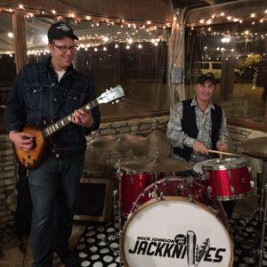 Huck Johnson and the Jackknives