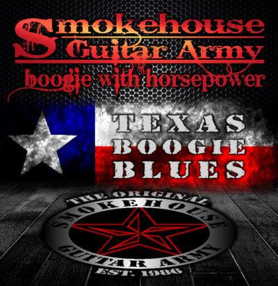 Smokehouse Guitar Army