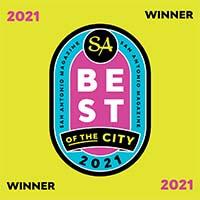 Best of the City San Antonio Winner